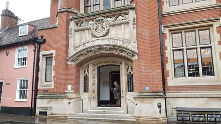 Ipswich County Library will be closed after a staff member came into contact with some with coronavirus Picture: RACHEL EDGE