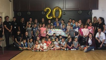 Mistley Kids Club has been serving the north Essex communities for the last 20 years at Mistley Village Hall. Picture...