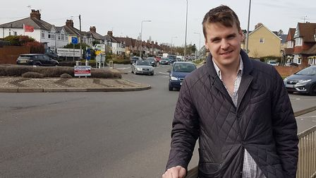Ipswich MP Tom Hunt can justifiably feel irritated about the delays to the Orwell Bridge work - but that won't worry...