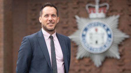 Detective Inspector Mark Pollikett. Picture: SARAH LUCY BROWN