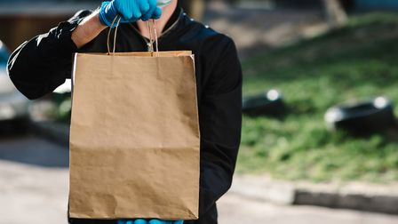 Many eateries are still offering food for delivery and collection Picture: Getty Images