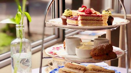 The Orwell Hotel's afternoon tea is still available for collection and delivery Picture: The Orwell