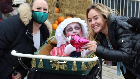 Clacton Pier's Halloween Festival has got underway and has been a huge success so far. Picture: CLAC