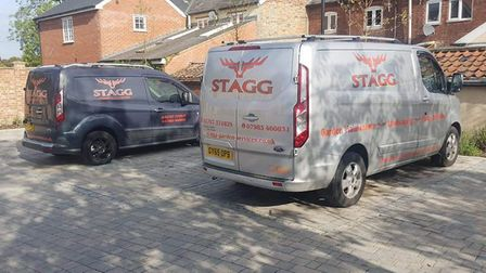 Stagg Garden Services can help you maintain your garden all-year round Picture: Ollie No