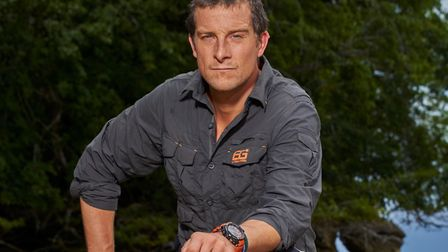 Chief Scout Bear Grylls. Picture: CHANNEL 4