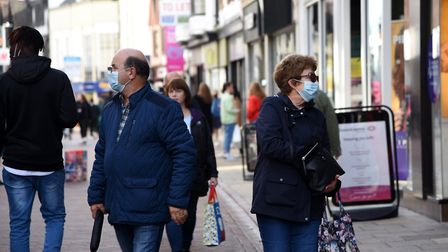 A second wave of coronavirus cases has dampened business confidence in the East of England, a survey suggests Picture...