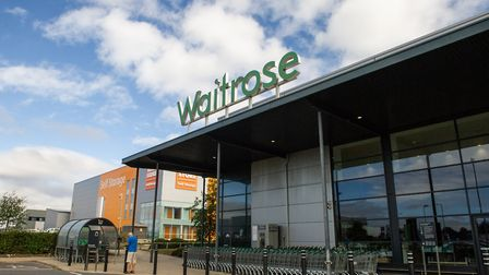 Waitrose at Futura Park, Ipswich Picture: SARAH LUCY BROWN