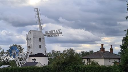 Clouds gathering over the windmill Picture: VALERIE ROZIER/IWITNESS