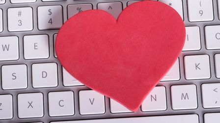 Police have urged people using online dating profiles to 'stop and think' when they are messaging so