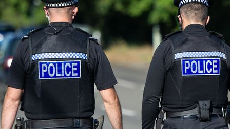 Suffolk police is urging people to consider reporting non-emergency crime online Picture: SARAH LUCY