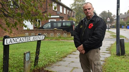 Residents are angry about plans for a new cycle path which would block access of Lancaster Road in B