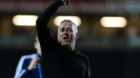 Ipswich Town boss Paul Lambert has been nominated for September's League One Manager of the Month aw