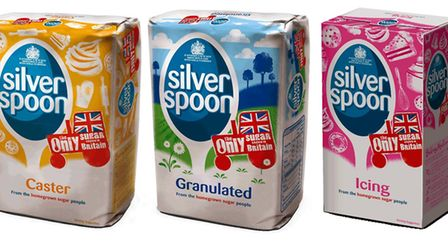 Home-grown British sugar, bearing the Red Tractor label Picture: SILVER SPOON