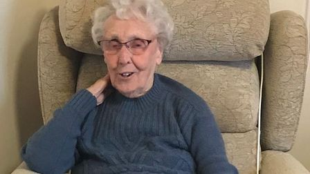 May Miller was assaulted in her room at Beech House care home by another resident with a metal walking stick. Photo...