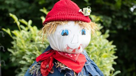 Needham Market is hosting a scarecrow trail this Halloween (FILE PHOTO) Picture: SARAH LUCY BROWN