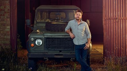 Farmer and TV personality Jimmy Doherty continues to show TV viewers what's going on in the countrys