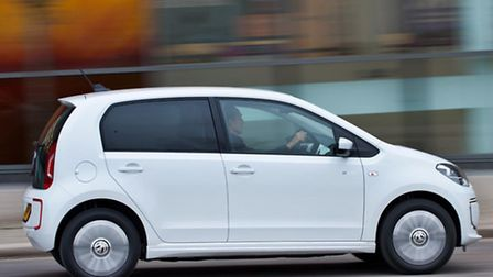Volkswagen e-up! offers a fuss-free alternative to petrol-powered urban motoring and a range of attr
