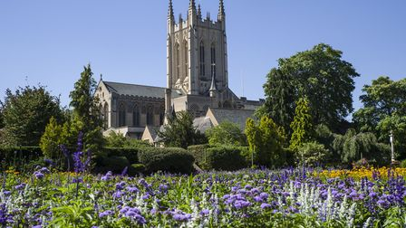 St Edmundsbury Cathedral is hosting a Christmas fair this year as the Bury St Edmunds Christmas Fayre was cancelled...