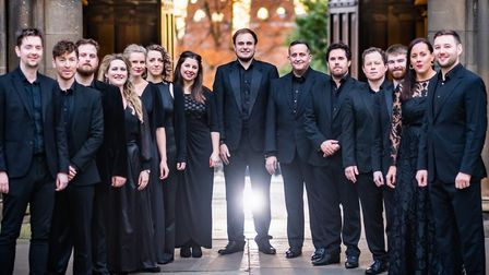 Line-up of Dunedin Consort for Spitalfields Music Festival going on line this year. Picture: Andy Ca
