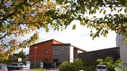 Abbots Green Primary Academy closed on Wednesday after the total number of Covid-19 cases reached 25. Picture: GREGG BROWN
