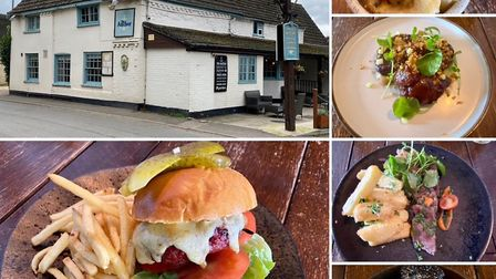 The Anchor at Burwell has been making waves on the Anglian food scene under new Chef Patron Stuart D