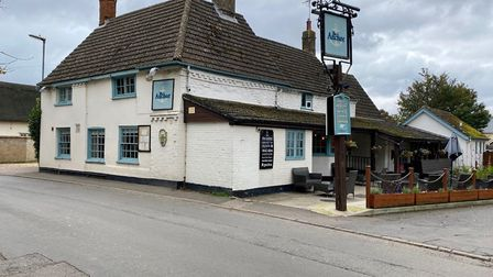 The Anchor at Burwell has achieved viral fame for their sharing Sunday roasts