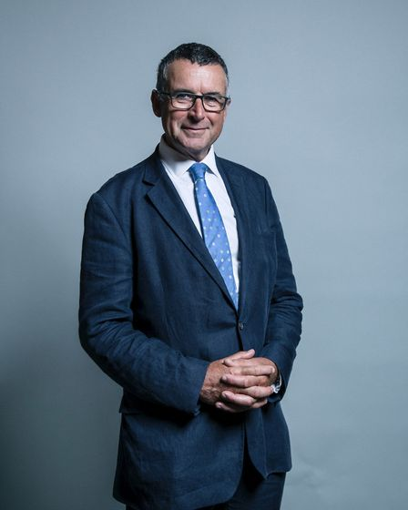 Bernard Jenkin (Conservative MP for Harwich and North Essex) HOUSE OF COMMONS
