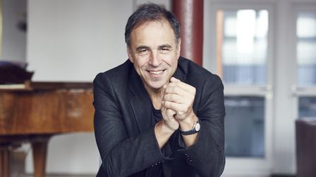 Author Anthony Horowitz, who is continually inspired by his Suffolk surroundings Picture: Jack Lawson
