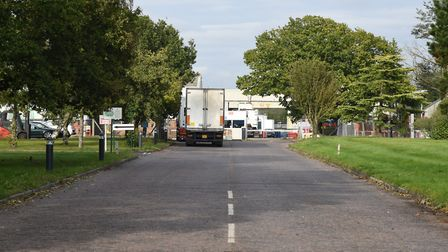 Bernard Matthews workers at Holton, near Halesworth are to be tested for coronavirus as a precautionary measure. Picture:...