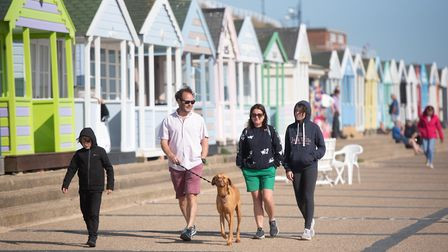 A study has ranked Southwold as one of the most expensive coastal resorts to buy a home in the UK Picture: SARAH LUCY BROWN