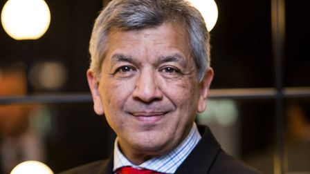 Unmesh Desai AM is well aware of the community spirit in Tower Hamlets.