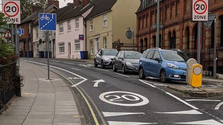 The Lib Dem, Green and Independent group at Suffolk County Council wants 20mph speed limits for all