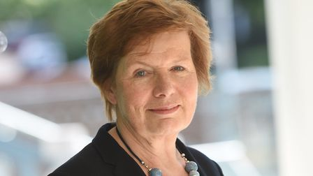 Mary Evans, cabinet member for childrens services, education and skills at Suffolk County Council Pi