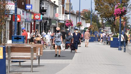 Suffolk is getting funding to help tackle health inequalities deemed to have been widened by coronav
