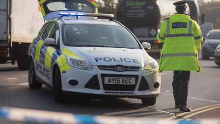 Police have issued a warning over 'rubbernecking' Stock picture: Archant