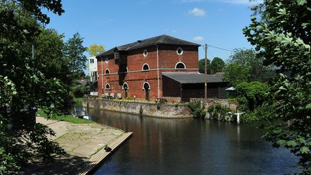 The Quay Theatre in Sudbury. Picture: ARCHANT ARCHIVES/ PHIL MORLEY