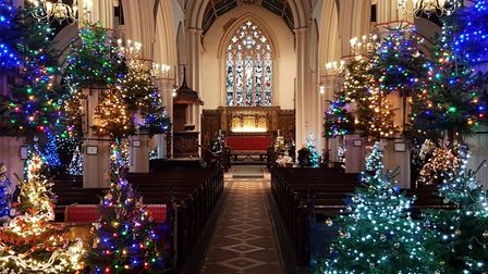 A number of Christmas events and activities are still taking place this year in Suffolk, within Covid-19 restrictions...