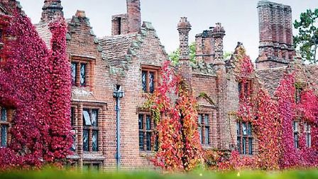 Seckford Hall is hosting several Mistletoe and Martinis parties during December. Picture: COLLIERS INTERNATIONAL