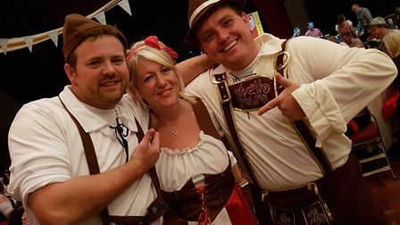 An Oktoberfest event due to take place in Dullingham has been cancelled over coronavirus fears PICT