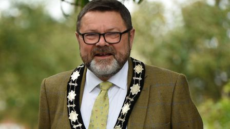 Frank Minns, the mayor of Hadleigh, is writing to Babergh and Suffolk County Council to propose a joint objection to the...