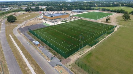 Colchester's Northern Gateway Sports Park opening has been postponed due to the coronavirus crisis.