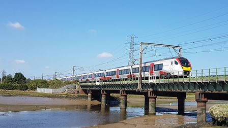 Some of Greater Anglia's Intercity trains to London will have their journeys extended to compensate for leaves on the line.