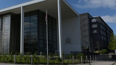 Ipswich Crown Court heard Jamie Byrne attacked his step-dad by punching him up to 20 times while he