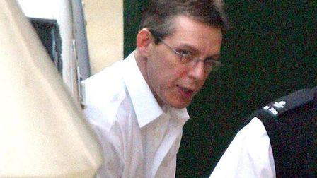 Jeremy Bamber, pictured in 2002, has launched legal action over a decision regarding his prisoner st