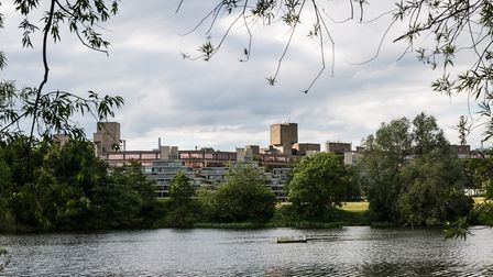 Three University of East Anglia (UEA) students were each fined £10,000 for their role in the Norwich
