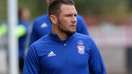 Ipswich Town striker James Norwood has been charged with drink-driving Picture: PAGEPIX