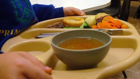 Pleas have been made for free school meals to be continued. Picture: ARCHANT