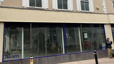 After being empty since 2017, there are plans to repair and refurbish the former Palmers department store on the corner of...
