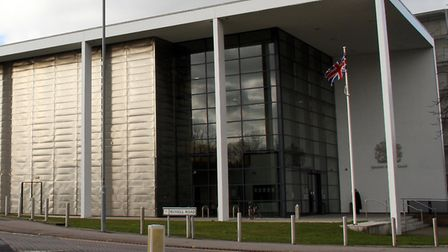 The trial wil be held at Ipswich Crown Court. Picture: SIMON PARKER