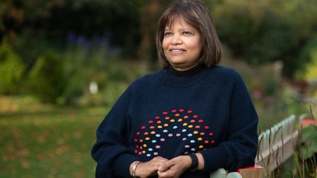 Prema Fairburn-Dorai, chairman of the Suffolk Association of Independent Care Providers. Picture: SARAH LUCY BROWN